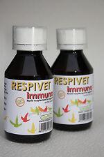 NEW !!! RESPIVET immuno - 100 % NATURAL ... for PIGEONS