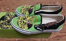 Vans X Steve Caballero Lizard Vault Classic Slip On LX 2006 Size 7 syndicate