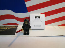 LEGO STAR WARS MINIFIGURE EMPEROR PALPTINE CAPE & LIGHT SABRE SET 75183