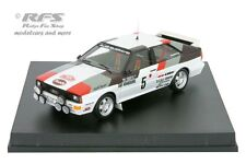 Audi Quattro - Rallye Monte Carlo 1981 - Mikkola - 1:43 Trofeu 1602