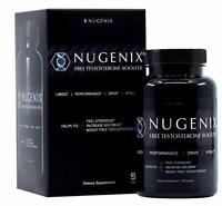 NUGENIX TEST BOOSTER Enhance Energy Muscle (90 Capsules)  NEW