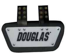 Douglas Sp Series Removable Football Back Plate - 4 Inch, New