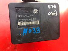 GENUINE BMW 3 SERIES E90 2005-2012 ABS PUMP MODULE 3452 6772214-01#033