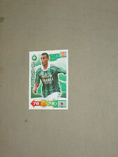 GHOULAM  ASSE ST-ETIENNE Trading card carte panini FOOT 2011-2012 ADRENALYN XL