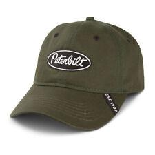 Peterbilt Motors Olive Cap - Est. 1939 Low Profile Trucker Hat
