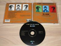THE DEVIANTS CD - DR. CROW in VG
