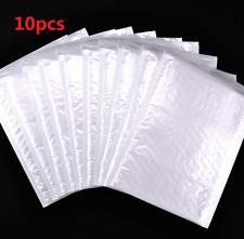 Wholesale 10Pcs Set Poly Bubble Mailers Padded Envelopes Shipping Bags Self Seal