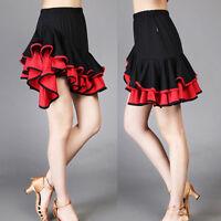 Womens Ballroom Salsa Latin Practice Leather Dance Shoes 2601 Very Fine 0.5//1.5