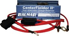 New Centerfielder Ii Dual Alternator Charge Balancer balmar Cfii-12/24 Centerfie