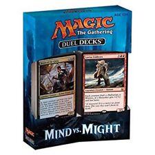 DUEL DECKS: Mind vs. Might MTG MAGIC English