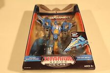Hasbro Titanium Transformers Series Die Cast Thundercracker
