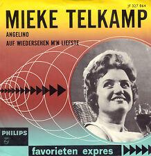 "MIEKE TELKAMP – Angelino (1965 ZELDZAME FAVORIETEN EXPRES SINGLE 7"")"