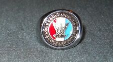 Boy Scouts of America BSA Eagle Scout Ring Size 10 MINT!