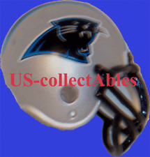 NFL Carolina Panthers Football Helmet Keychain NEW Sports Collectible Souvenirs