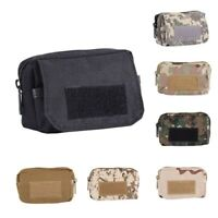 Sports Bag Tactical Pouch Waterproof Pocket Molle Waist Pack Wear-resistant