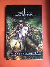 TWILIGHT- GRAPHIC NOVEL- volume 1- DI:STEPHENIE MEYER- EDIZIONE FAZI EDITORE