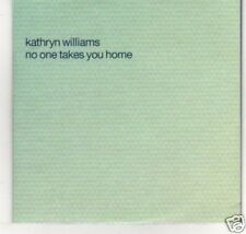 (E522) Kathryn Williams, No One Takes You Home - DJ CD