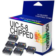 30 Ink Cartridge PGI5 BK CLI8 BK/C/M/Y Replace for iP4200 iP4300 iP4500 iP5100