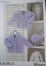Baby lavoro a maglia motivo DK-UKHKA 96