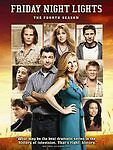 Friday Night Lights: Fourth Season (DVD, 2010) Kyle Chandler, Connie Britton NEW