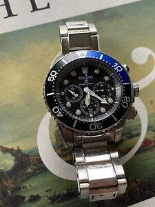 Seiko SSC017P1 Solar chrono