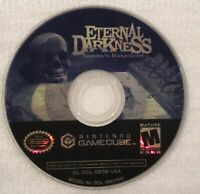 Eternal Darkness Nintendo GameCube Disc Only Game Cube TESTED WORKING