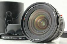 【 Near MINT in CASE w/ HOOD 】 Minolta AF 20mm f/2.8 Lens Sony A Mount from JAPAN