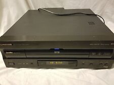 Pioneer, DVD/LD/CD/Video CD player. DVL - 909 laserdisc player.