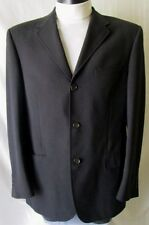 ***CC CORNELIANI Collection GIACCA Jacket TG.50  in LANA VERGINE 100% NERO