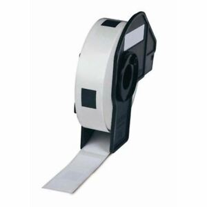 1 Roll of 400 Labels 17x54mm for Brother QL-1060N, QL-500W, QL-600B, QL-800