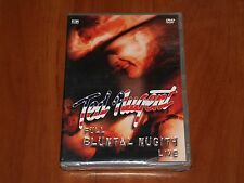 TED NUGENT FULL BLUNTAL NUGITY 2x DVD LIVE IN DETROIT 2000 FOOTAGE VIDEOS New