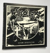 Warcollapse - Divine Intoxication 1998 CD Mind Control Recs Wolfbrigade Disclose