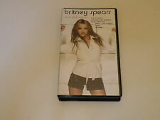 BRITNEY SPEARS - LIVE AND MORE! - RARA VHS FUORI CATALOGO - 2000 - UK - PAL