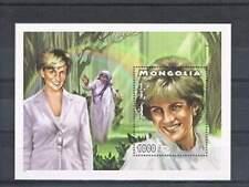 Mongolia postfris 1997 MNH - Prinses Diana (20)