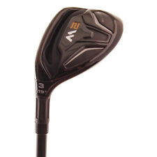 New listing New TaylorMade M2 2016 Rescue Hybrid #3 19* RE-AX 65 R-Flex LEFT HANDED +HC