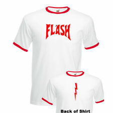 FLASH GORDON T Shirt 80s Queen Fancy Dress, Freddie Mercury Shirt top