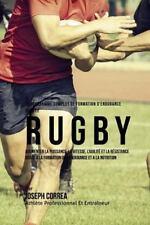 Le Programme Complet de Formation d'Endurance Pour le Rugby : Augmenter la...