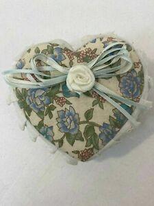 Lace Heart Box Floral Pattern Home Decor Jewelry Storage Box
