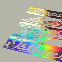 5 Teiliges Hologramm Autoaufkleber Set dapper illmotion canibeat illest fatlace