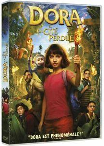 DORA ET LA CITE PERDUE - DVD NEUF SOUS BLISTER