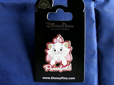 Disney * MARIE - Purrrfect! * New on Card Aristocats Trading Pin