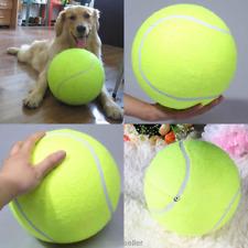 Riesen Tennisball 24cm Maxi Hund Hundeball Tennis Ball Hundespielzeug Jumbo Neu