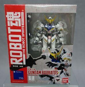 Robot Spirits SIDE MS Gundam Barbatos Mobile Iron-Blooded Orphans Bandai NEW***