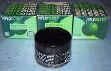3 filtres à huile Hiflofiltro HF552 MOTO GUZZI 850 1000 CALIFORNIA LE MANS QUOTA