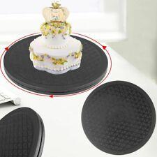 Kitchen Cake Turntable Rotating Stand Display Plate Dessert Revolving Platform