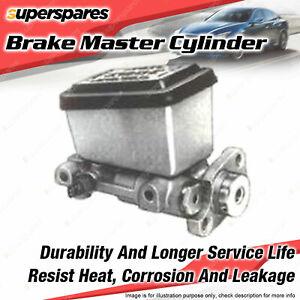 Brake Master Cylinder for Chrysler Charger Valiant 770 CL Regal CM 4.0 4.3 5.2L