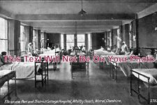 CH 414 - Ellesmere Port Hospital, Whitby Heath, Wirral, Cheshire c1931