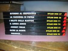 DYLAN DOG numero 58 COLLEZIONE BOOK