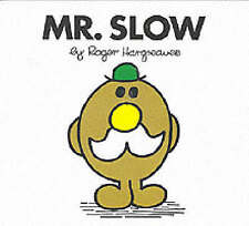 Mr. Slow (Mr. Men Library), Hargreaves, Roger, Very Good Book