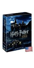 New Harry Potter Complete 8-Film Collection Dvd Set, Same Day Shipping
